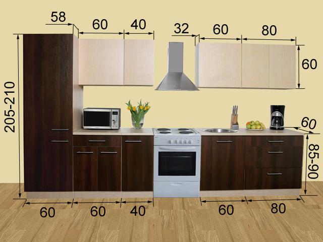 Кухня Kaisa 1 SP