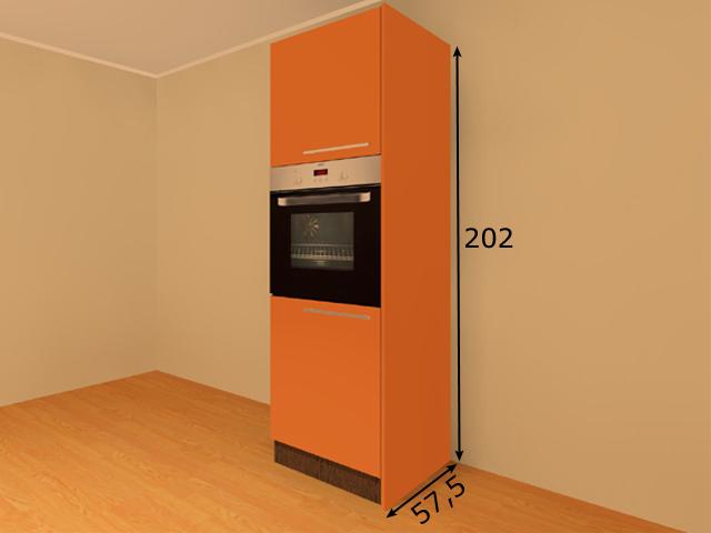 Lisakülg 202 cm kõrgele köögikapile