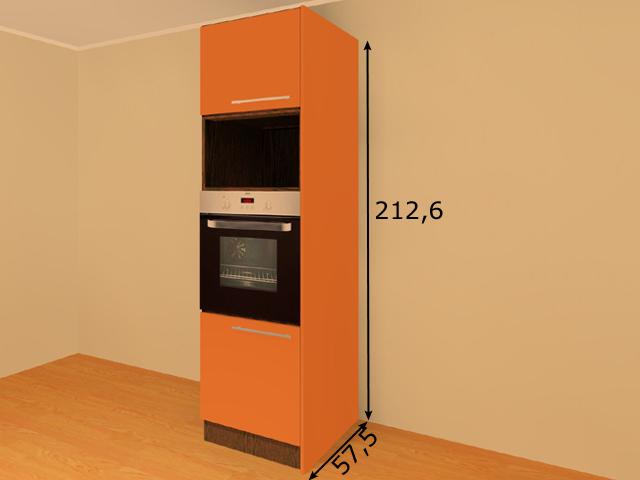 Lisakülg 212,6 cm kõrgele köögikapile