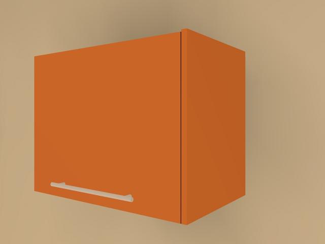 Lisakülg ülemisele 45 cm kõrgele köögikapile