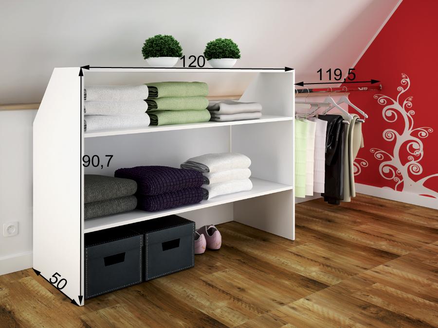 Garderoobisüsteem Sous Comble