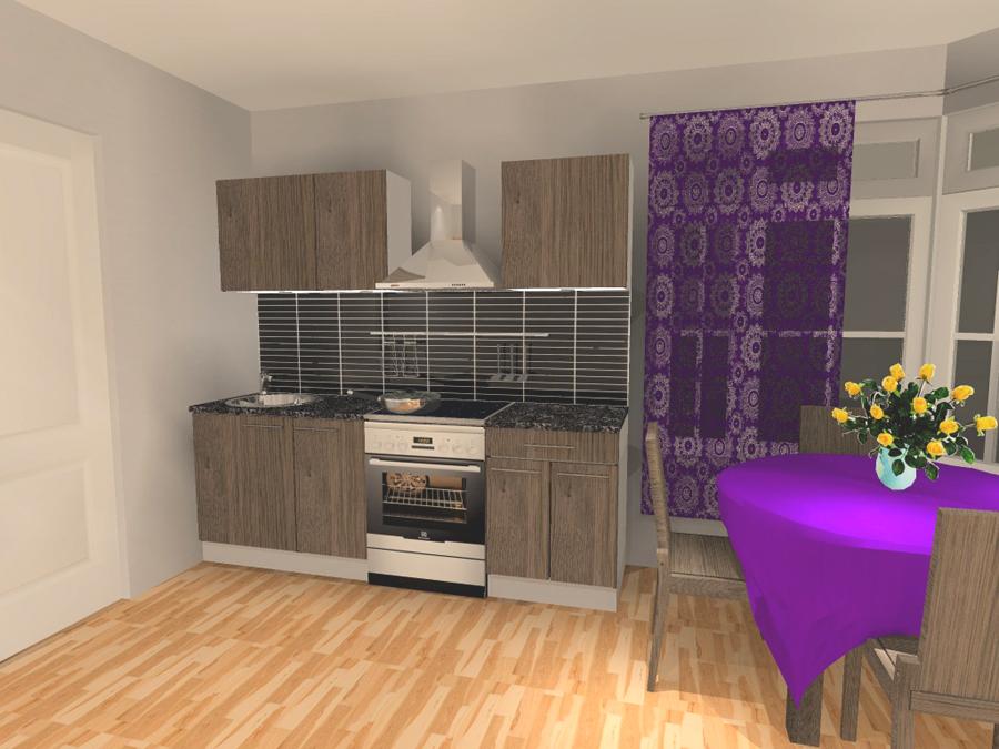 Köögimööbel Kaisa 1 mini