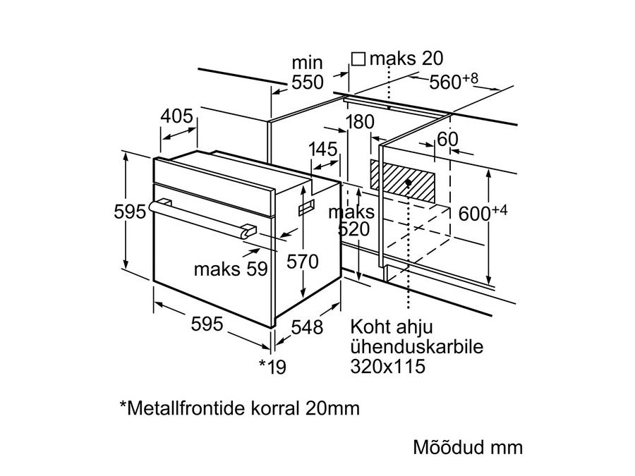 Ahi Bosch HBN232E3