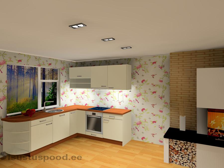 Köögimööbel Reelika