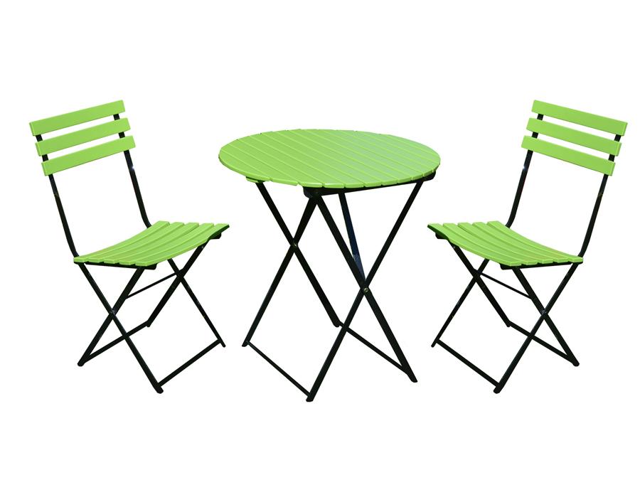 Komplekt FLIP laud ja 2 tooli