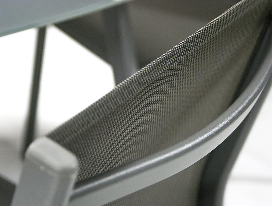 Komplekt VIGO laud ja neli tooli