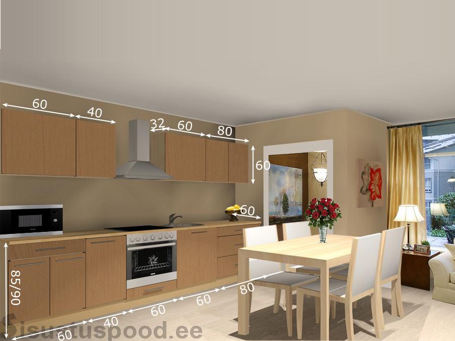Köök Kaisa 2 S