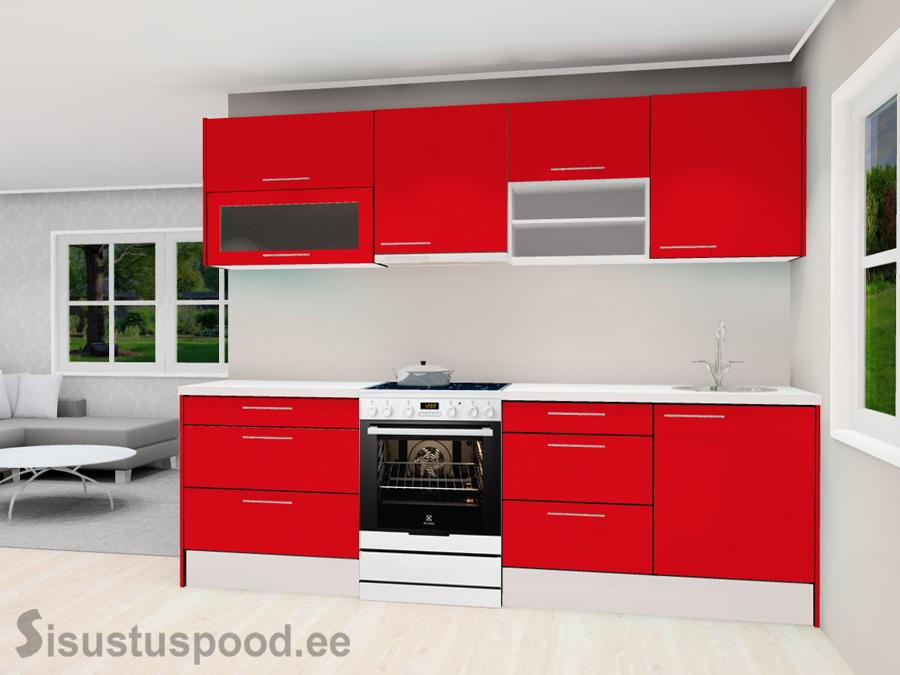 Köögimööbel Carmen 3 XK