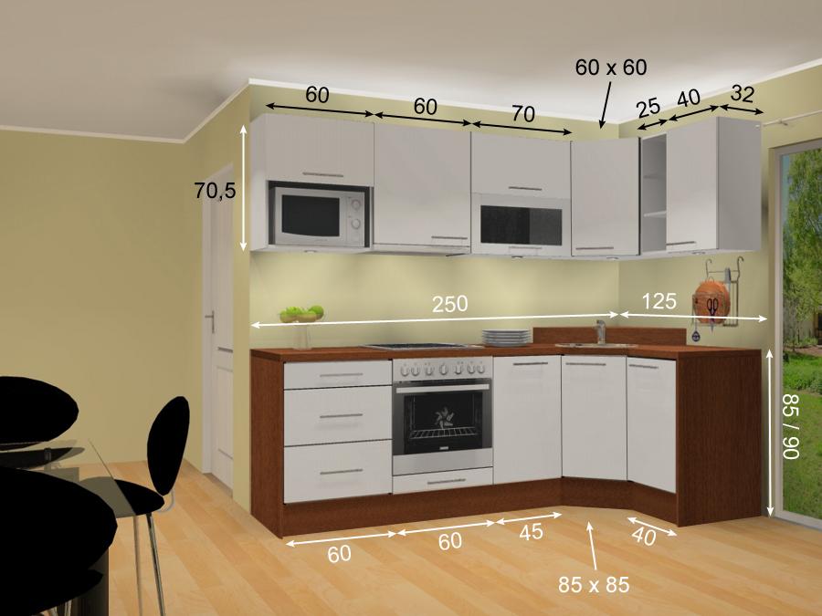 Köögimööbel Tiina 2 PLXN
