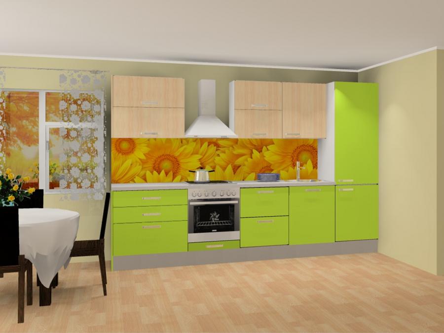 Кухня Anna 1 PLP