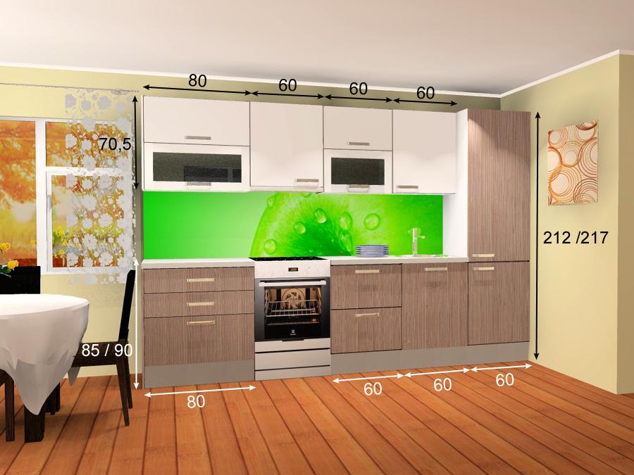 Кухня Anna 1 XPK