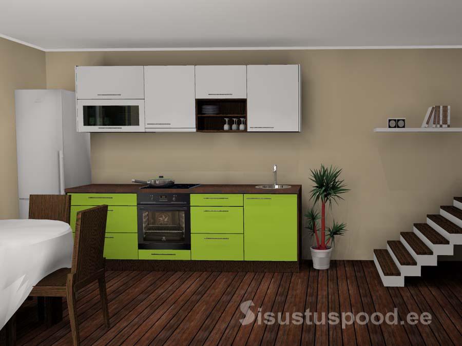 Köögimööbel Carmen 3 PLXK