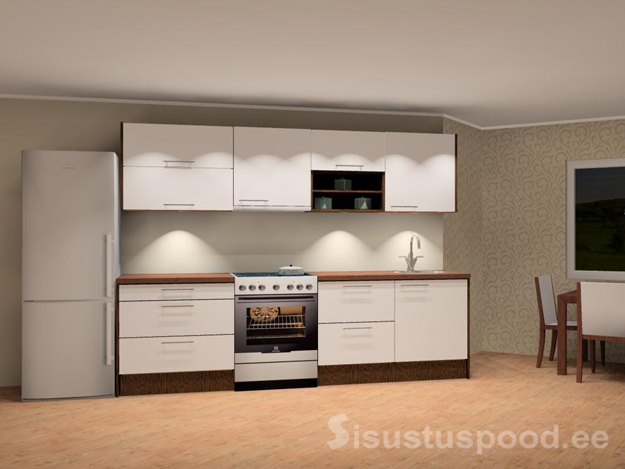 Köögimööbel Carmen 3 X