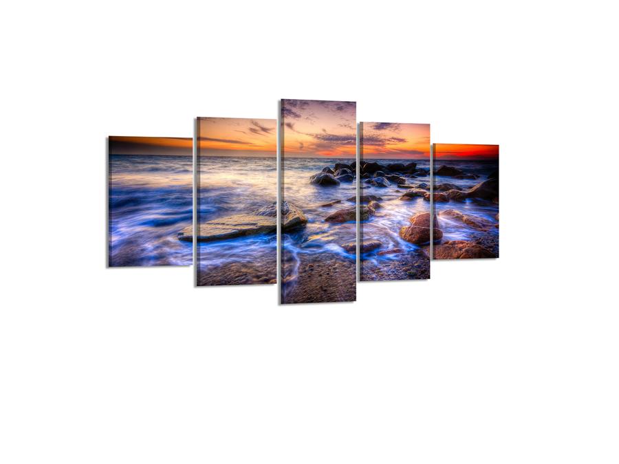 Viieosaline seinapilt Ookean