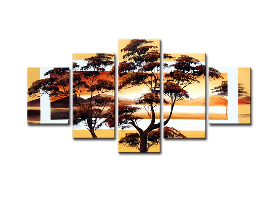 Viieosaline seinapilt Jaapanipuu 2