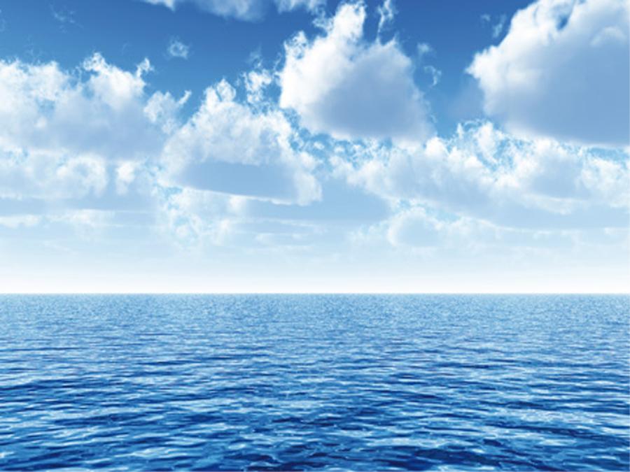 Fototapeet SILENT OCEAN