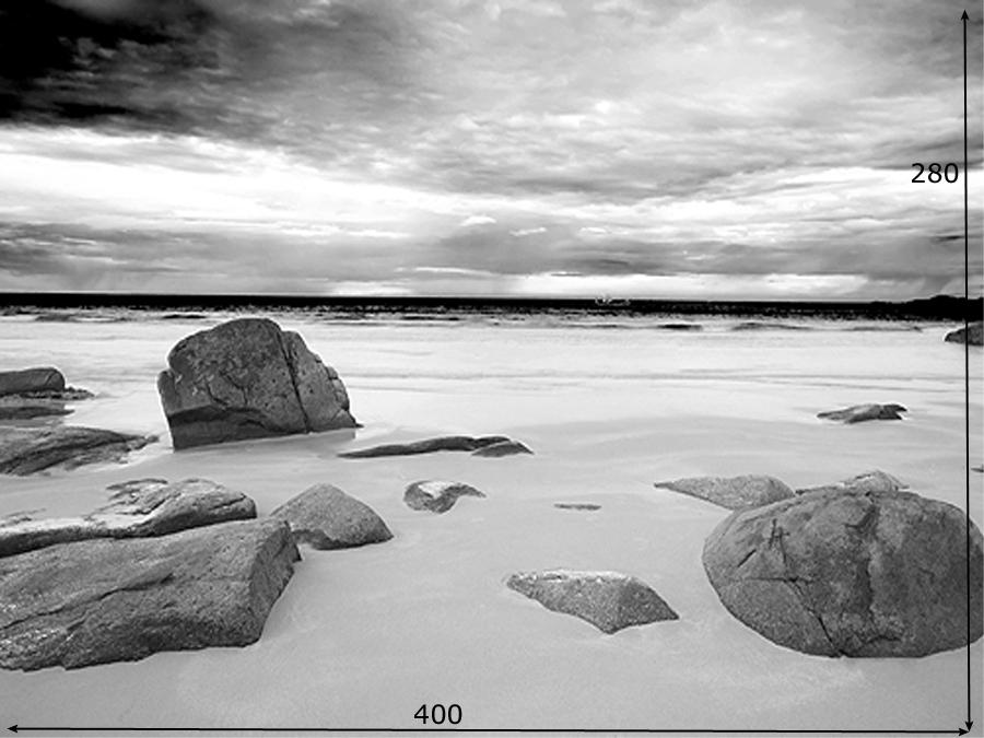 Fototapeet ROCKY BEACH