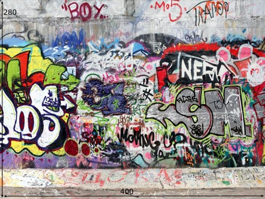 Fototapeet COOL GRAFFITI
