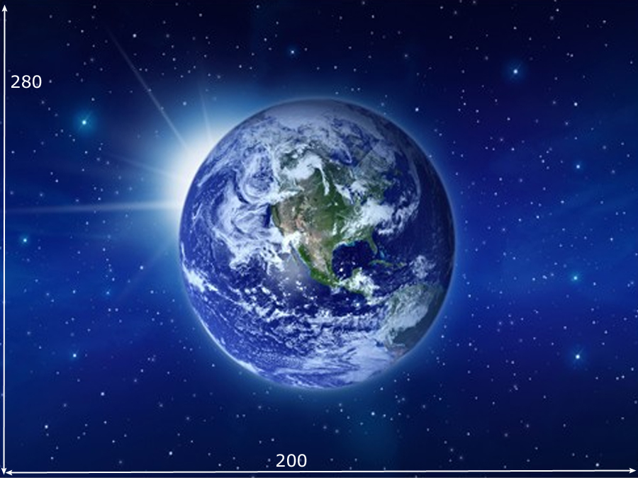 Fototapeet MOTHER EARTH