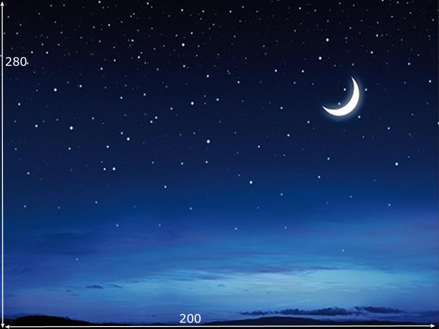 Fototapeet SILENT NIGHT