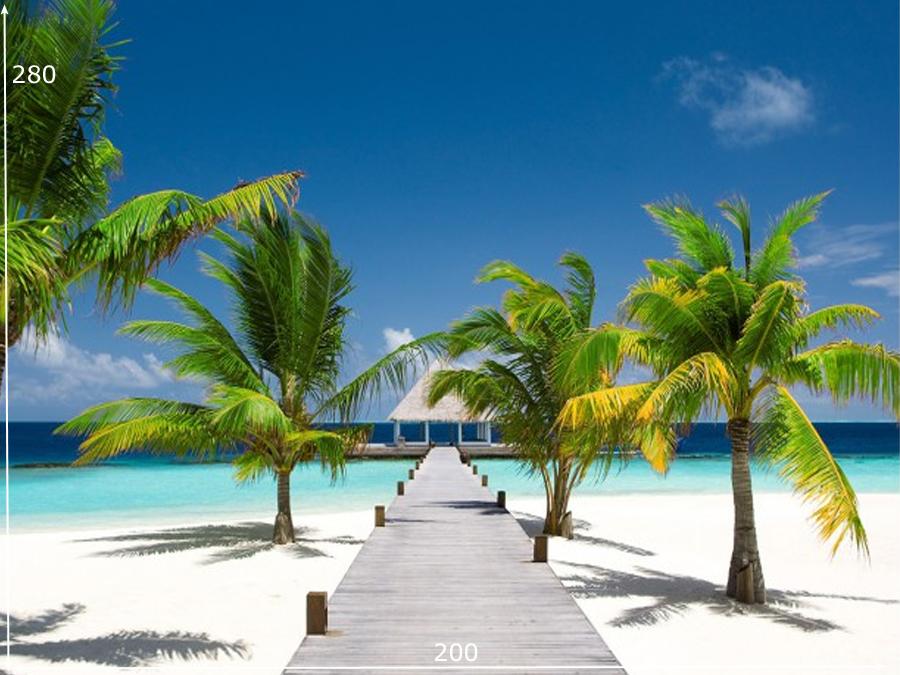 Fototapeet PARADISE BAY