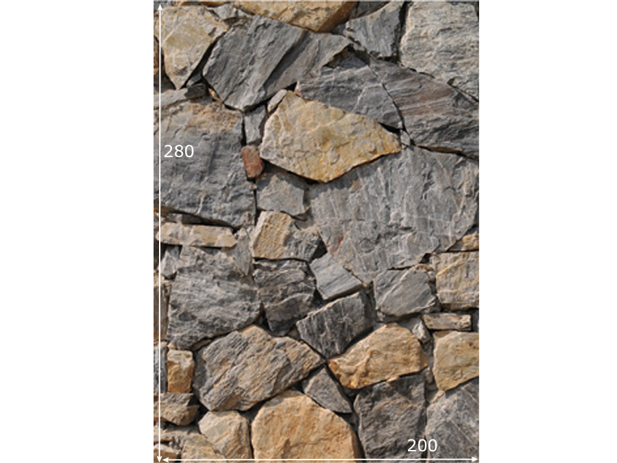 Fototapeet WALL OF GRANITE
