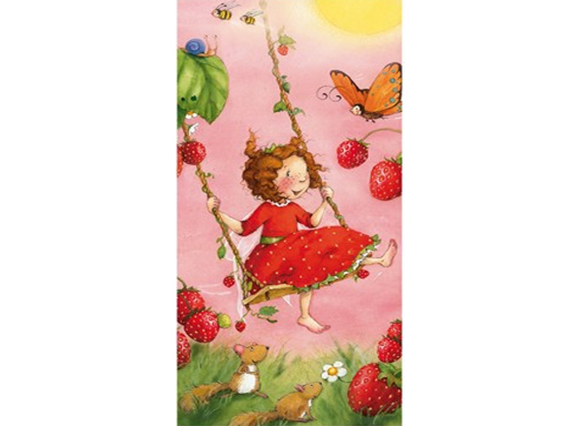 Uksetapeet STRAWBERRY FAIRY