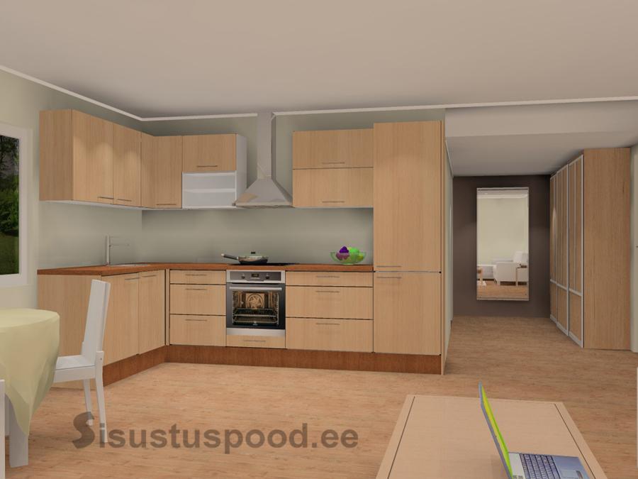 Köögimööbel Carmen 4PLP