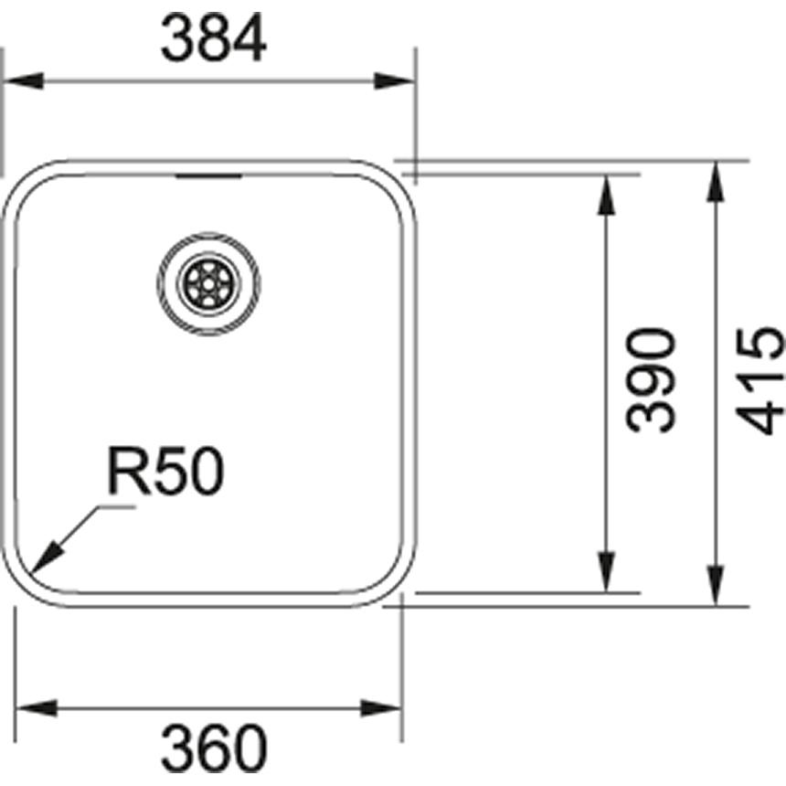 Franke EOX 110-36