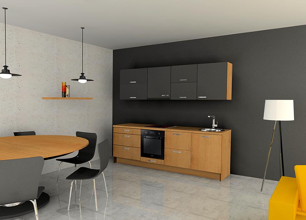 Кухня Anna 1 PLX