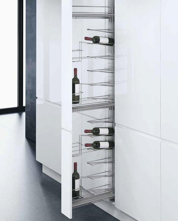 Kõrge cargo VS TAL Bottle K150 veinidele