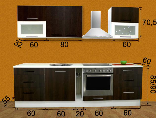 Köök Tiina 1 PL