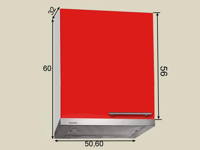 Seinakapp õhupuhastajale (kõrgus 60cm)