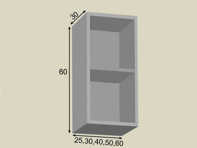 Seinariiul (kõrgus 60cm)