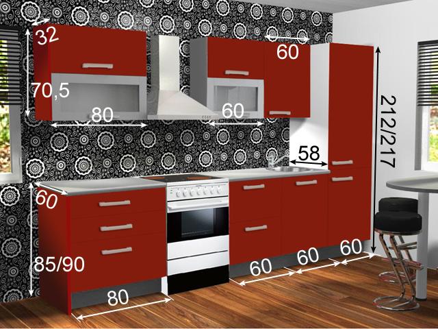 Кухня Anna 1 PK