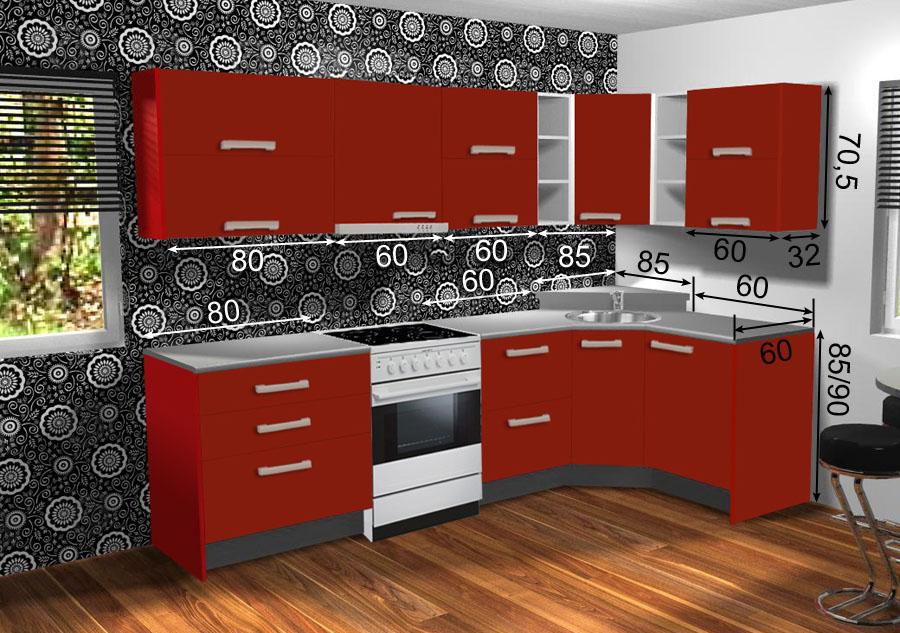 Köök Anna 2 X