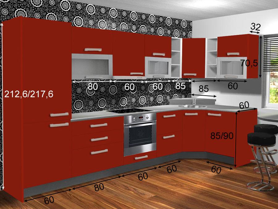 Köök Anna 2 PLXPK