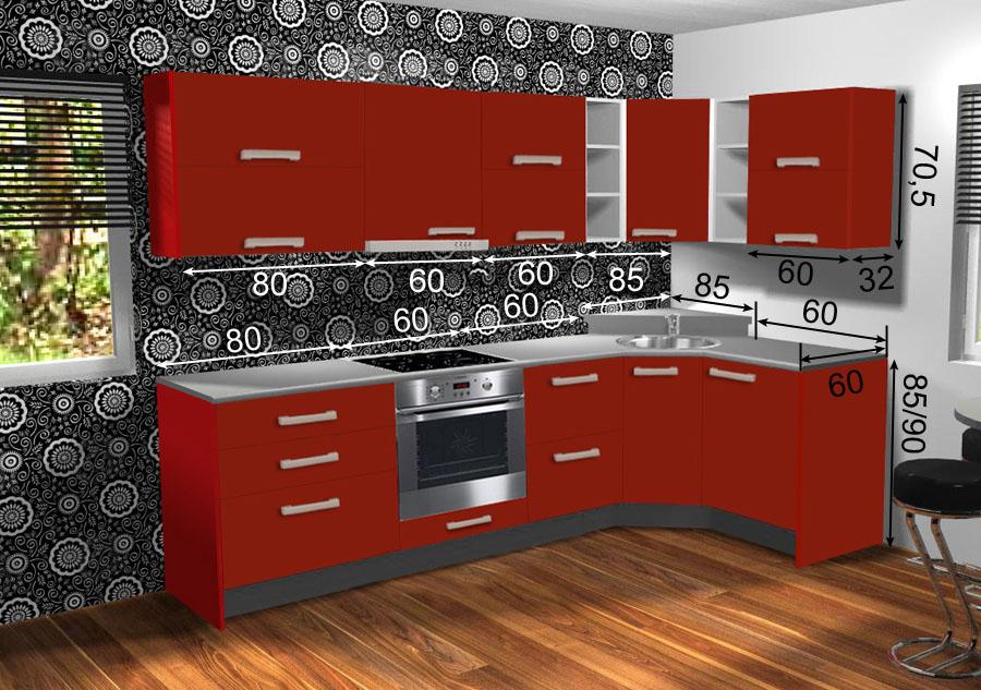 Köök Anna 2 PLX