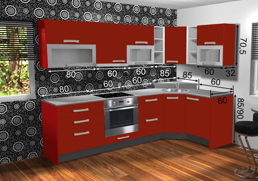 Köök Anna 2 PLXK