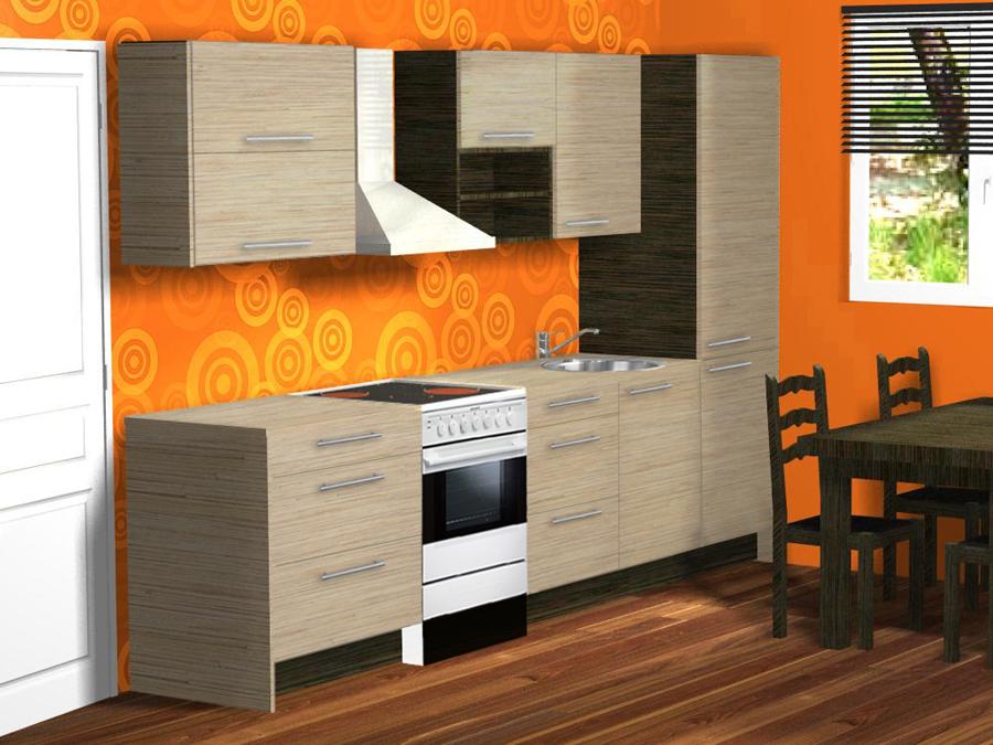 Köögimööbel Carmen 3 P