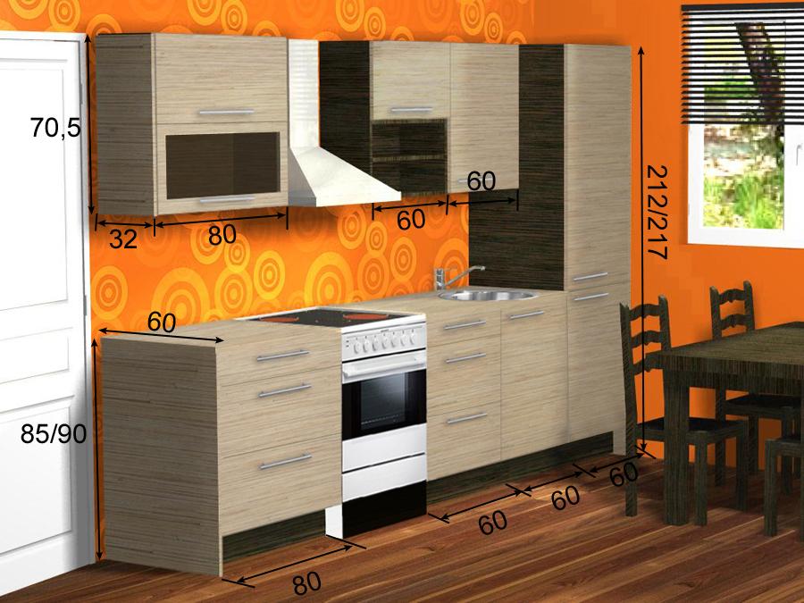 Köögimööbel Carmen 3 PK