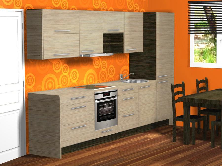 Köögimööbel Carmen 3 PLXP