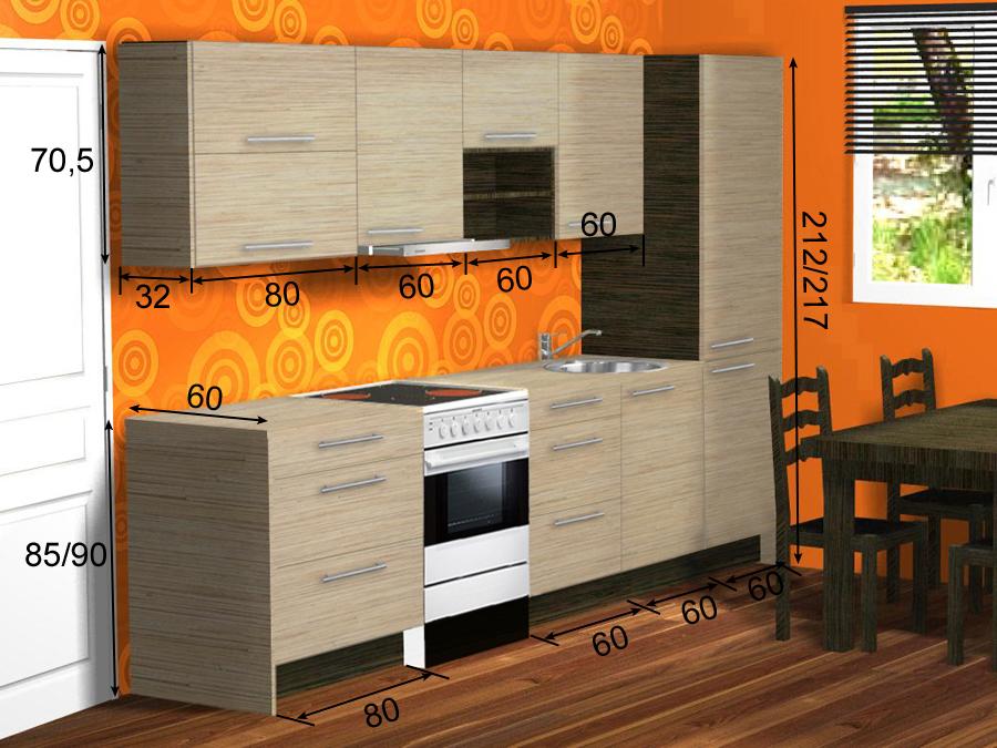 Köögimööbel Carmen 3 XP