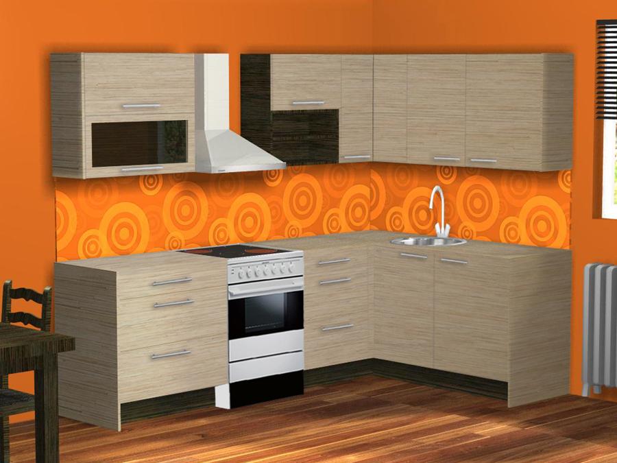 Köögimööbel Carmen 4K