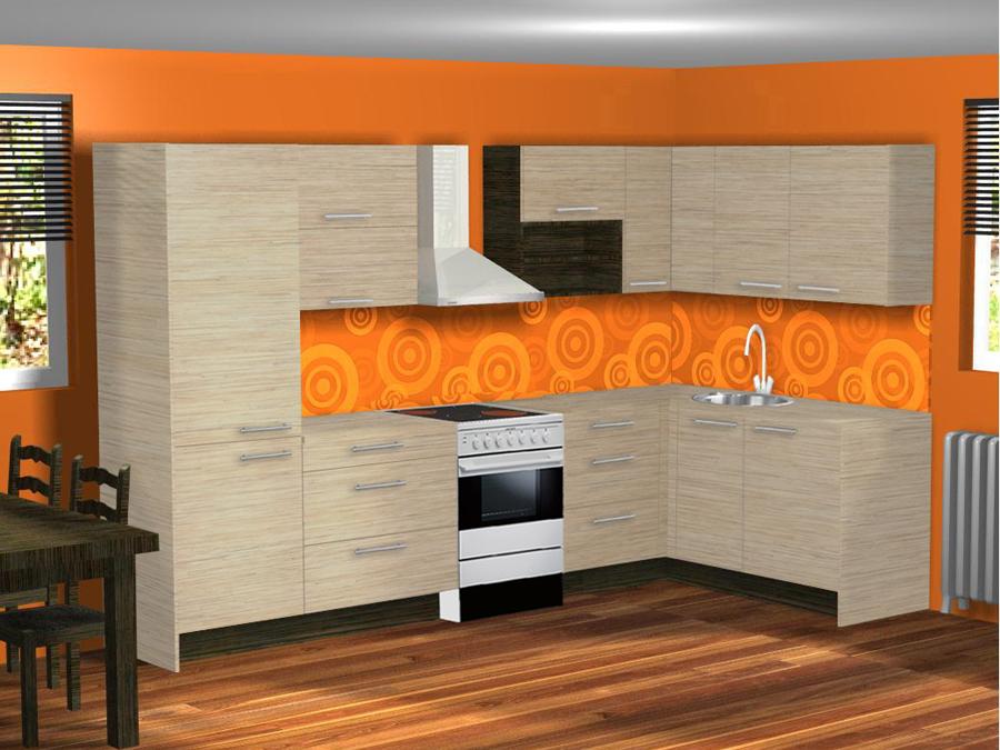 Köögimööbel Carmen 4P
