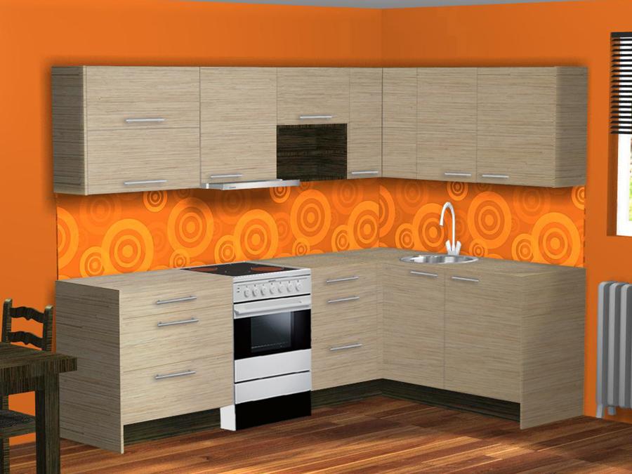 Köögimööbel Carmen 4X