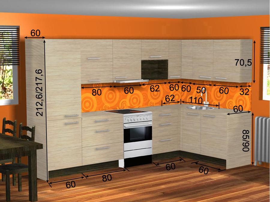 Köögimööbel Carmen 4XP