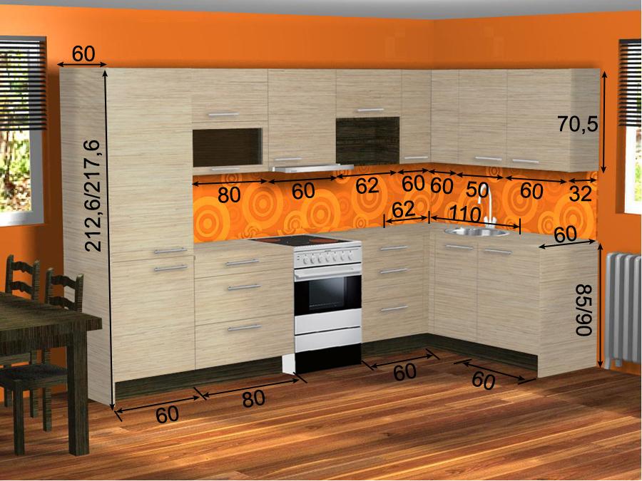 Köögimööbel Carmen 4XPK