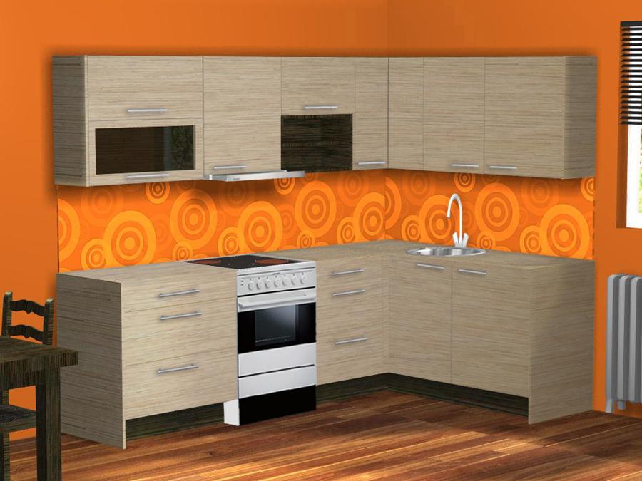 Köögimööbel Carmen 4XK
