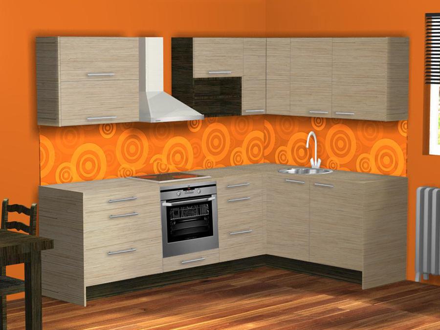 Köögimööbel Carmen 4PL